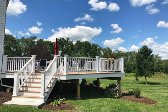 Deck Renovation Lebanon Connecticut