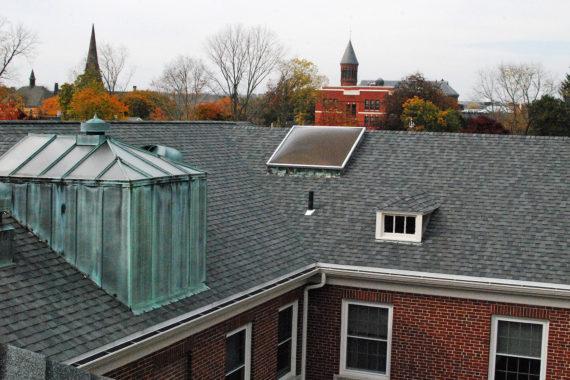 UCFS Roof Norwich